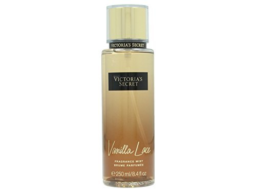 Victoria's Secret - Vanilla Lace - Fragrance Mist 8.4 Ounce (Body Lace Vanilla)