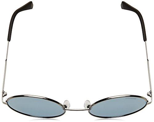 Grey 4052 Sonnenbrille Blue Bleu S Polaroid PLD q0B6YxwA