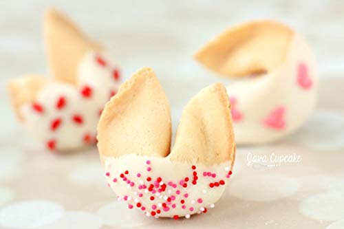 500 Chocolate Dipped Custom Fortune Cookies - Use Your Own Messages! by fortunecookieplanet (Image #1)