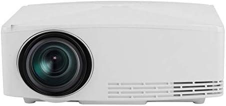 Caredy Proyector, Mini proyector, 2200 Lux LED portátil LED Full ...