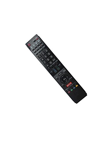 Hotsmtbang Replacement Remote Control For Sharp RRMCGA840WJSA LC-40LE820UN LC-60LE845U LC-70C6400U Samrt 3D AQUOS PLASMA LCD LED HDTV TV -  hotsmt-0297