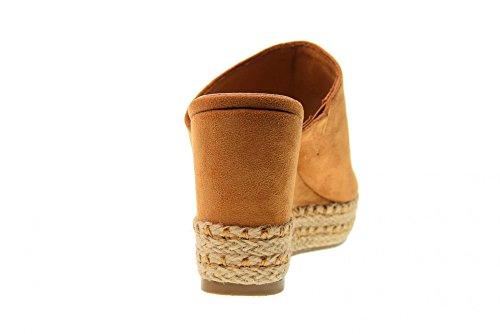 Sandales Camel Bout 47610 Xti Femme Ouvert 8cwT5Zc0qx