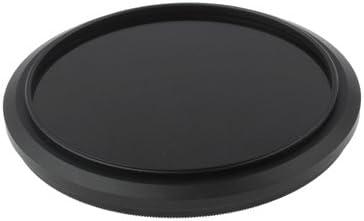 Black JINGZ 72mm ND Fader Neutral Density Adjustable Variable Filter ND 2 to ND 400 Filter Durable