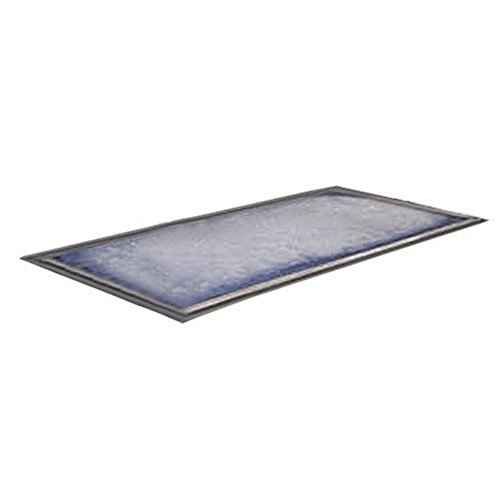 APW Wyott SFT-73 Stainless Steel Drop-In Frost Top/Cold Slab