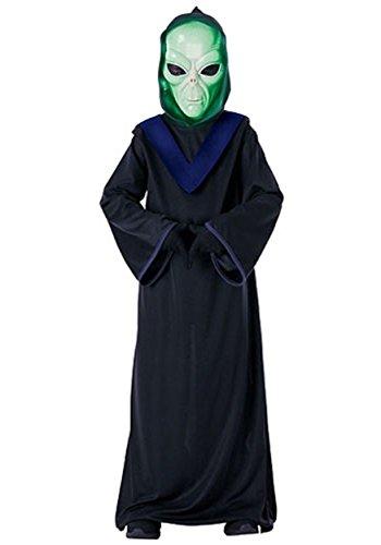Alien Commander Child Costume - (Alien Costume For Kids Alien Commander)