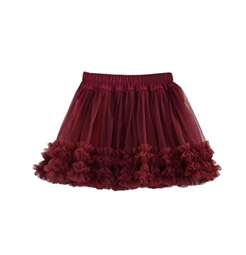 Girl's Skirt Anguria Acvip Bordeaux Red 6xFAFdqU