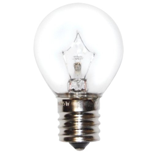 2 Pack Incandescent Light Bulb (Lava the Original Lamp 25-Watt Replacement Bulb 2-Pack)