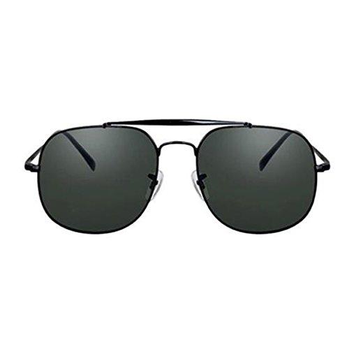 Sol HOME Moda luz Beach Color polarizada Gafas Elegante de 2 QZ Personalidad Box Big Vintage 2 Harajuku dtnqHP