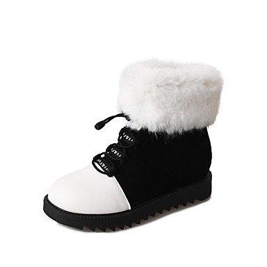 La Casual Planas EU38 5 Tobillo Botas Blanco Zapatos UK5 Casual La Botas d168ae