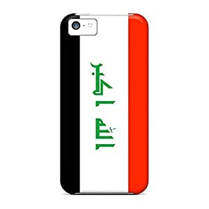 Designed phone case cover Hot Style High iphone 4 /4s - iraq flag