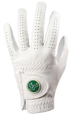South Florida Bulls Golf Glove & Ball Marker – Left Hand – Medium   B00BFLO3G0