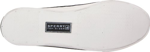 Sperry Top-sider Donna Largo Pizzo Leopardo / Vernice Nera
