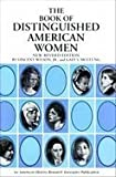 Book of Distinguished American Women, Wilson, Vincent, Jr., 0910086052