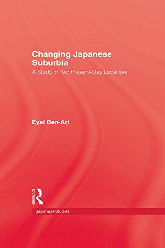 Download Changing Japanese Suburbia (Japanese Studies) Pdf