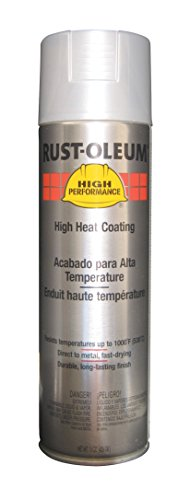 Performance System High V2100 (Rust-Oleum V2116838 High Performance V2100 System High Heat Spray Paint, 20-Ounce, Aluminum, 6-Pack)