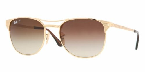 aa3f36f90d Ray-Ban Sunglasses SIGNET (RB 3429 001 M2 53)  Amazon.co.uk  Clothing