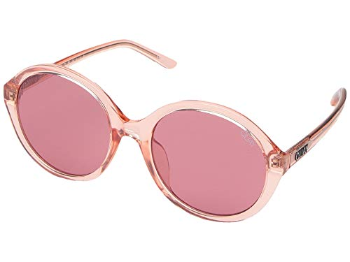 Quay Women's Tinted Love Sunglasses, Pink/Pink, One ()