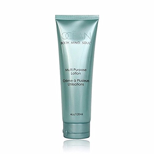- OCEANE Beauty Multi-Purpose Lotion - Keeps Skin Silky Smooth, Hydrated, and Nourished Infused with Pearl Powder OC64 (4 oz)