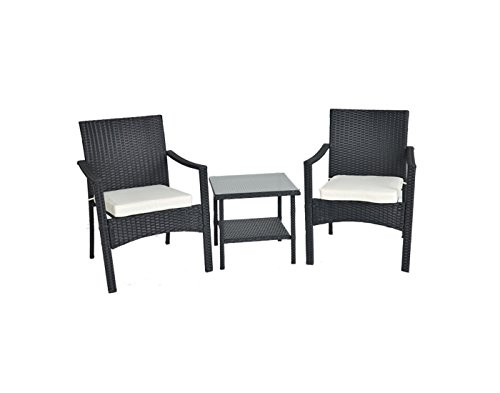 Outdoor/Indoor Rattan Patio Furniture Cushioned