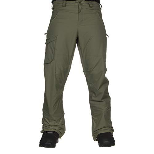 Burton Men's Covert Pant, Clover, Large