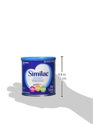 Similac Advance Infant Formula with Iron, Baby Formula, Powder, 12.4 oz (Pack of 6) by Similac (Image #11)