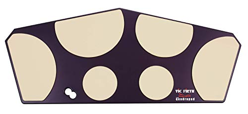 (Vic Firth Heavy Hitter Quadropad Large)