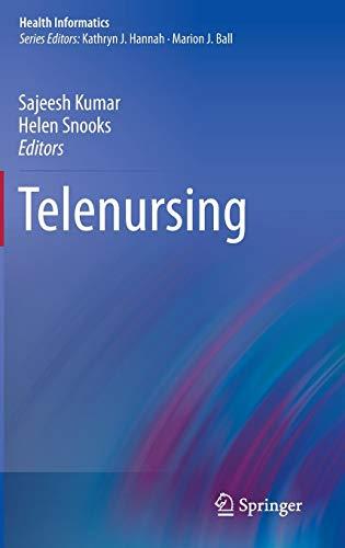 Telenursing (Health Informatics)