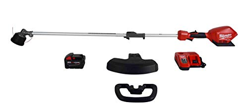 Milwaukee 2825-21ST M18 Fuel 18V Lithium-Ion Brushless Cordless String Trimmer Kit (1, String Trimmer Kit)