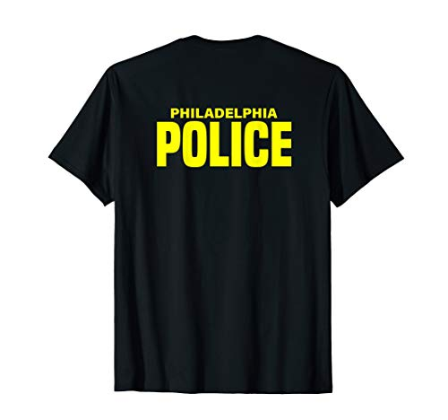 Philadelphia Police Officer Pennsylvania Policeman T-Shirt ()