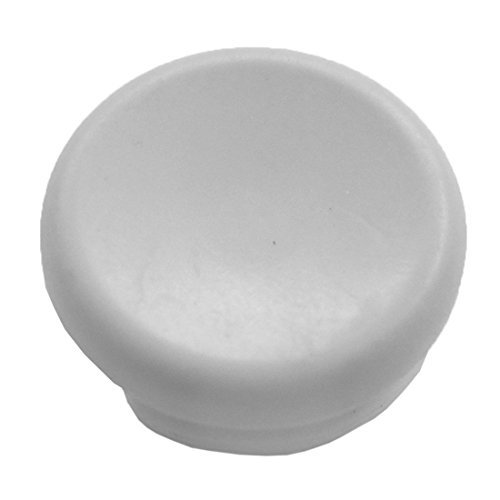 Replacement 3D Analog Joystick Thumb Button Stick Cap Cover Grips for Nintendo 3DS LL / 3DS XLWhite