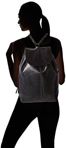 Royal Republiq - Bucket, Mochilas Mujer, Schwarz (Black), 13x40x27.5 cm (B x H T)