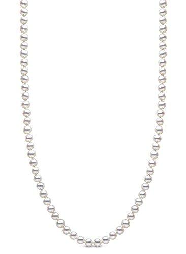 Kimura Pearls - Bracelet - Or blanc - Perle - 61.0 cm - FS6524-w