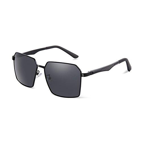 Durable Protección De UV QY Gafas Cuadradas 1 Conducción Espejo Acogedor Color Polarizado 1 YQ Iz0pwaqp