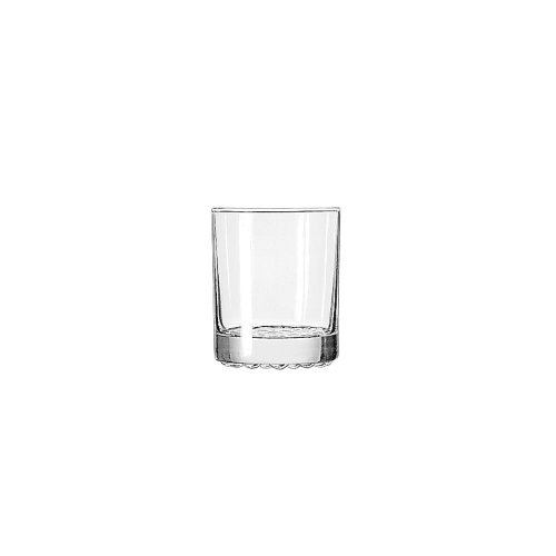 Libbey 23286 Nob Hill 7.75 Ounce Old Fashioned Glass - 48 / CS by Libbey