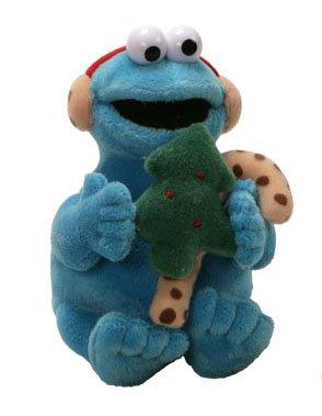 Sesame Street HOLIDAY Monster Musical