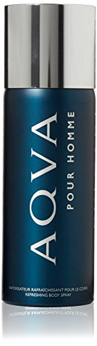 Bvlgari Refreshing Body Spray for Men, Aqva, 5.07 Ounce