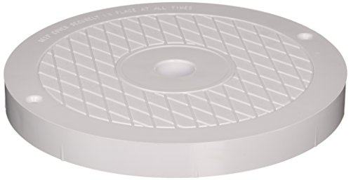 (Hayward Round Skimmer Plate Face Model: SP-1084-R1 - White)