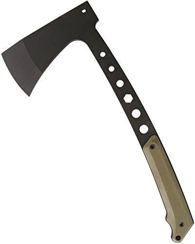Medford MD607P10KO Tomahawk Axe 16'' Green w/Sheath