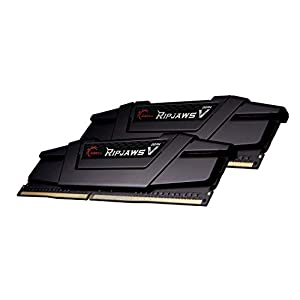 G.SKILL Ripjaws V Series DDR4 3600MHz 32GB(16GBx2) Memory Kit