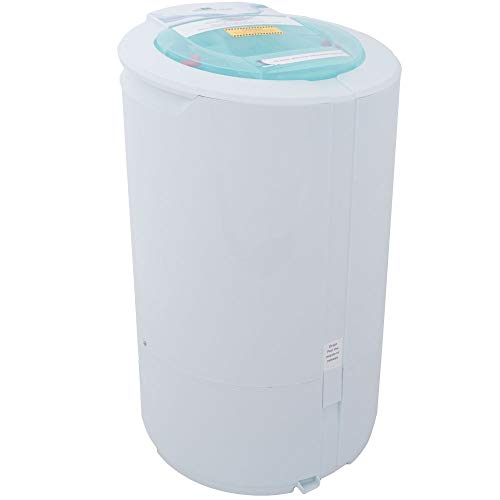 The Laundry Alternative Mega Spin Dryer, Huge 22 Pound Capacity, Ventless Portable Electric Dryer. 3 Year Warranty, 110V, Saves You Time And Money!