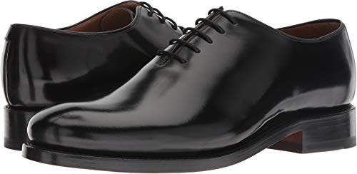 Bostonian Men's Rhodes Oxford Black Leather 11 M US M (D)