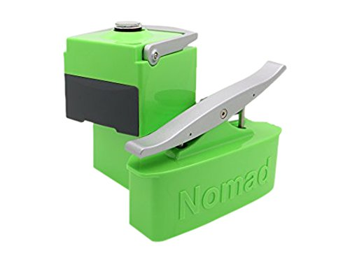UniTerra Nomad Espresso Machine – Luminescent Green