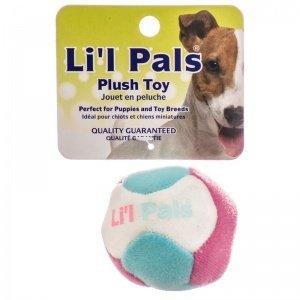 - Li L Pals Plush Ball With Bell