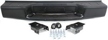 Oldsmobile Bravada Steel Black Step Bumper for 98-04 GMC Jimmy