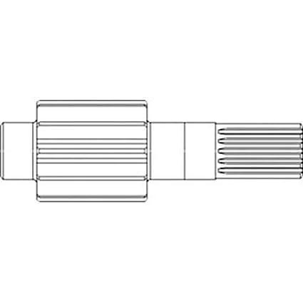 "Amazon.com: All States Ag Parts Final Drive Pinion Shaft ... on john deere electrical diagrams, john deere starters diagrams, john deere power beyond diagram, john deere tractor wiring, john deere 212 diagram, john deere 345 diagram, john deere cylinder head, john deere 310e backhoe problems, john deere fuse box diagram, john deere gt235 diagram, john deere fuel system diagram, john deere voltage regulator wiring, john deere repair diagrams, john deere chassis, john deere rear end diagrams, john deere sabre mower belt diagram, john deere riding mower diagram, john deere 42"" deck diagrams, john deere 3020 diagram, john deere fuel gauge wiring,"