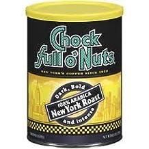 Chock Full o'Nuts New York Roast 10.5 oz. Pack of (2)
