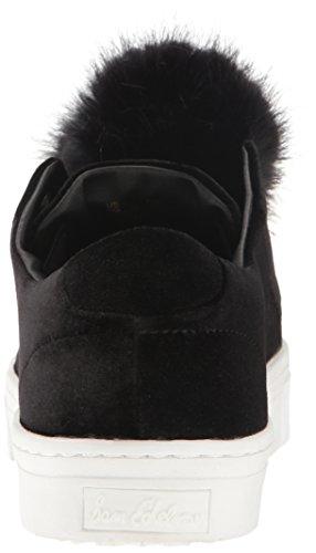 Black Edelman Sam Basses Sneakers Leya Noir Velvet Femme w7F7OYqx