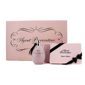 9a0469baad Amazon.com   Agent Provocateur Agent Provocateur Coffret  Eau De Parfum  Spray 50ml 1.7oz + Body Cream 150ml 4.76oz 2pcs   Beauty