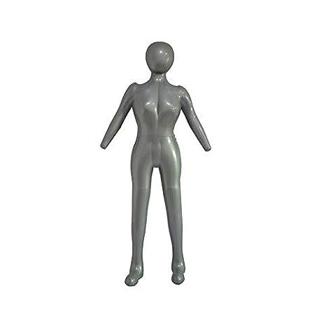 Nuevo modelo hinchable de cuerpo completo hembra con brazo para ...