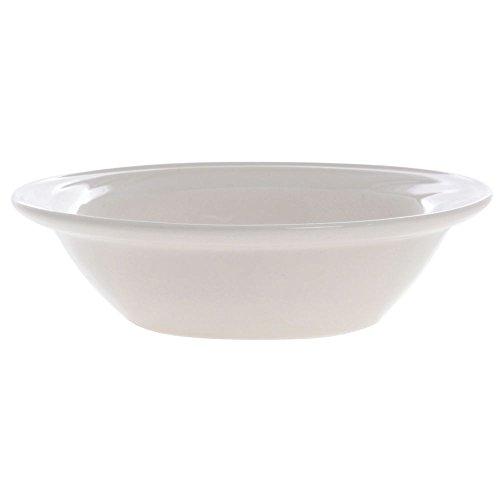 Syracuse Cascade? 10 oz Mid-Rim Warm White China Grapefruit Bowl